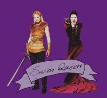 Swan Queen by fairytalelove