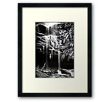 Horseshoe Falls, Australia Framed Print