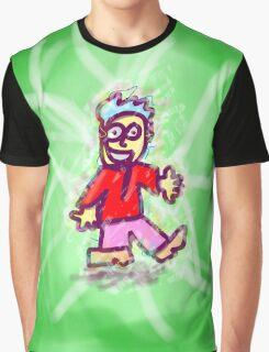 Tesla dude. Graphic T-Shirt