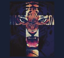 Fierce Tiger by RastaClothing