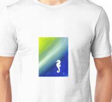Little White Seahorse Unisex T-Shirt