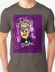 Smokey dude. Unisex T-Shirt