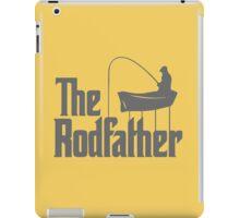 Funny Parody T-shirt Best Gift For Fishermen, Angler iPad Case/Skin