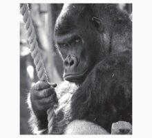Gorilla Gorilla Gorilla One Piece - Short Sleeve