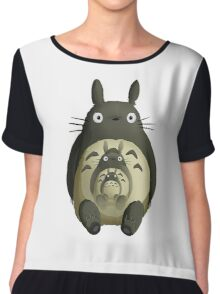 My Neighbor Totoro Chiffon Top
