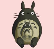 My Neighbor Totoro One Piece - Long Sleeve