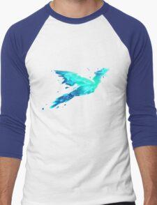 Water Parrot Men's Baseball ¾ T-Shirt