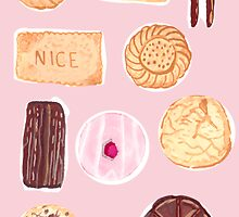 English Biscuits by carla zamora