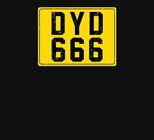 Dylan Dog License Plate Unisex T-Shirt