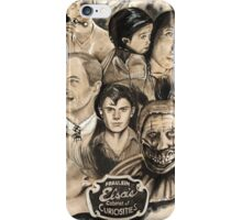 AHS Freakshow Caffeine Shock iPhone Case/Skin