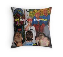 Stounson - You Don't Know Everything single cover Throw Pillow