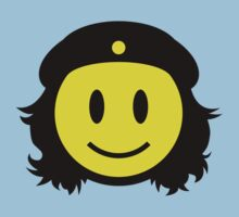 Che Guevara Smiley No.1 Baby Tee