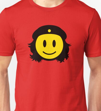 Che Guevara Smiley No.1 Unisex T-Shirt