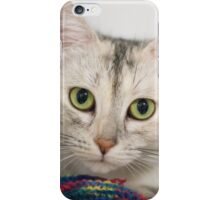 Pretty Kitty (non-clothing products) iPhone Case/Skin