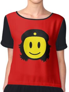 Che Guevara Smiley No.1 Chiffon Top