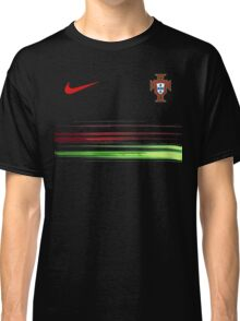 Euro 2016 Football - Portugal Classic T-Shirt
