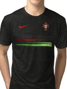Euro 2016 Football - Portugal Tri-blend T-Shirt