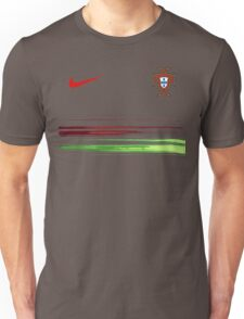 Euro 2016 Football - Portugal Unisex T-Shirt