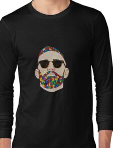 Beard man style Long Sleeve T-Shirt