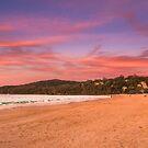 Noosa Beach Sunset - Australia by RDography