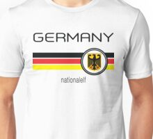 Euro 2016 Football - Germany ( White)  Unisex T-Shirt