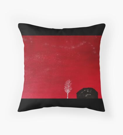 Outback Stars Throw Pillow