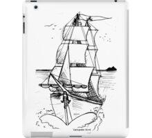 Ship iPad Case/Skin
