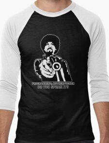 Programming, Motherfucker - Based of Pulp Fiction Men's Baseball ¾ T-Shirt