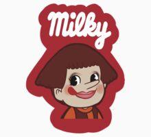MILKY PINOCCHIO  by shamshel