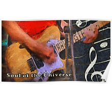 Soul of the universe Poster