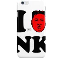I love NK iPhone Case/Skin