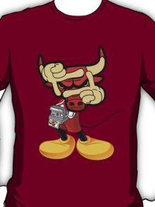 mickey bulls T-Shirt