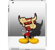 mickey bulls iPad Case/Skin