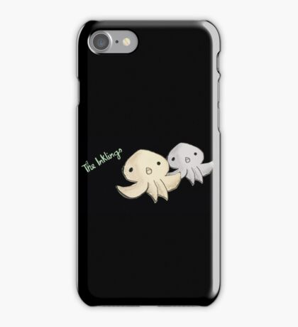 The Inklings - With text iPhone Case/Skin