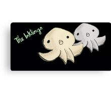 The Inklings - With text Canvas Print