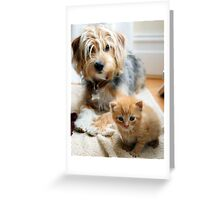 Protective Greeting Card