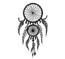 Ink Dream Catcher  by HoneyCP