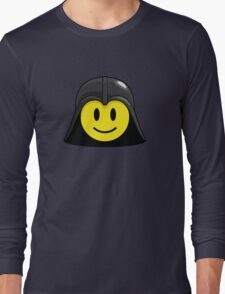Darth Smiley (only) Long Sleeve T-Shirt