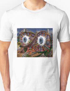 Sea sculpture Unisex T-Shirt