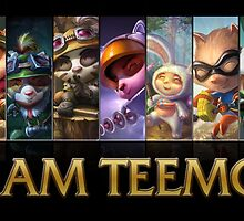 League of Legends - ''I am Teemo'' T-Shirt/Hoodie by mir4aka
