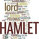 Hamlet Word Play by Sally McLean