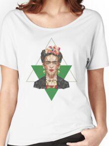 Frida II Women's Relaxed Fit T-Shirt