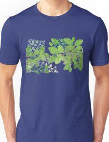 Blueberries from Nova Scotia Unisex T-Shirt