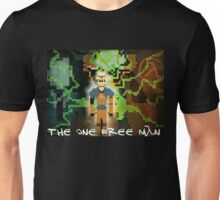 "Half-Life - ""The One Free Man"" Pixl8ed Unisex T-Shirt"