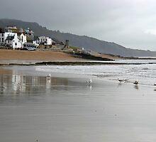 One Year Ago Today -Lyme Regis, Dorset UK by lynn carter