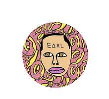 Earl sweatshirt by shachart