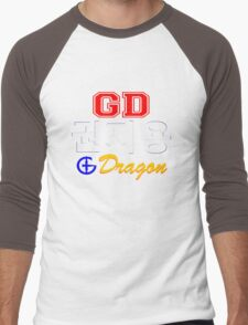 ♥♫Big Bang G-Dragon Cool K-Pop GD Clothes & Stickers♪♥ Men's Baseball ¾ T-Shirt