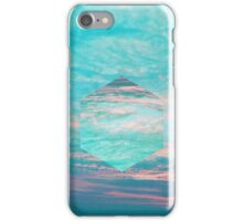 An underwater sunset iPhone Case/Skin