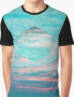 An underwater sunset Graphic T-Shirt