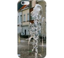 Waterfountain iPhone Case/Skin